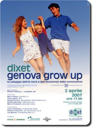 Genova Grow Up